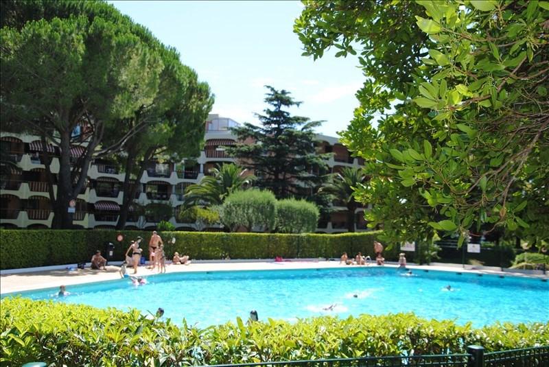 Vente appartement Mandelieu-la-napoule 185000€ - Photo 1