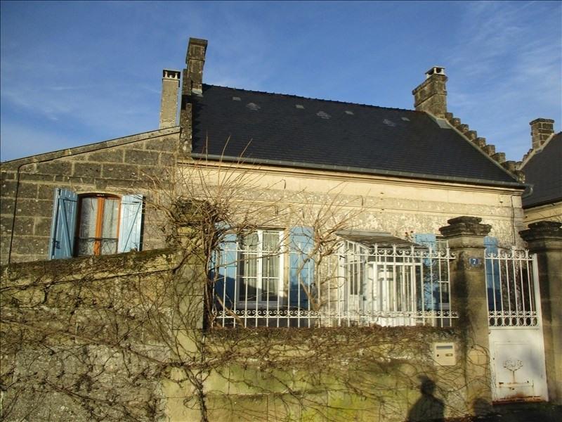 Vente maison / villa Villers cotterets 160000€ - Photo 1