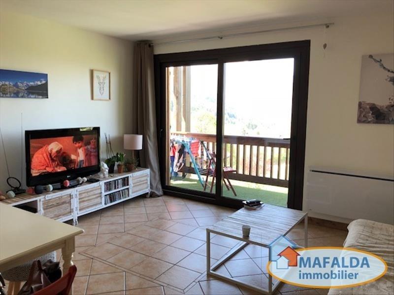 Sale apartment Mont saxonnex 129500€ - Picture 1
