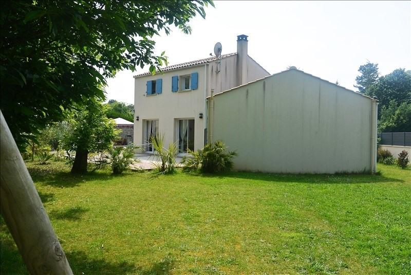 Sale house / villa Jard sur mer 350000€ - Picture 6