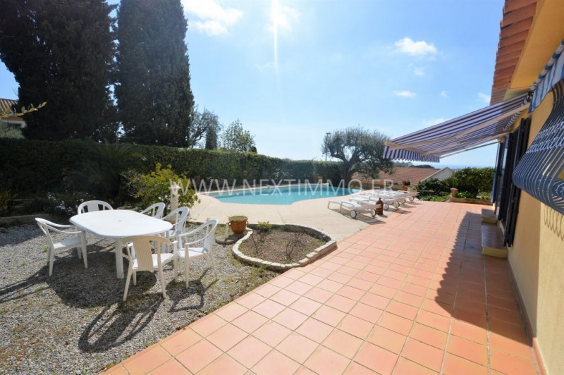 Revenda residencial de prestígio casa Roquebrune-cap-martin 1450000€ - Fotografia 1