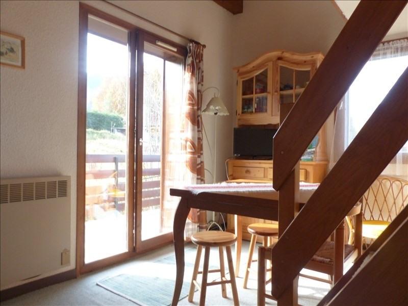 Vente appartement Mont saxonnex 128800€ - Photo 3