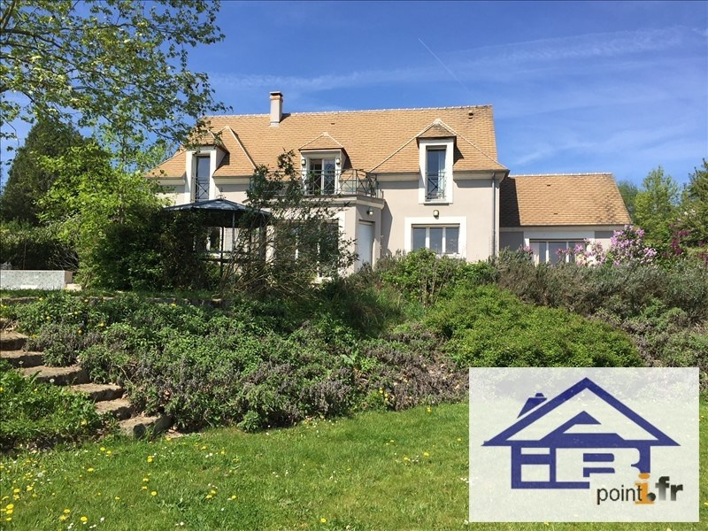 Deluxe sale house / villa Mareil marly 1283000€ - Picture 1