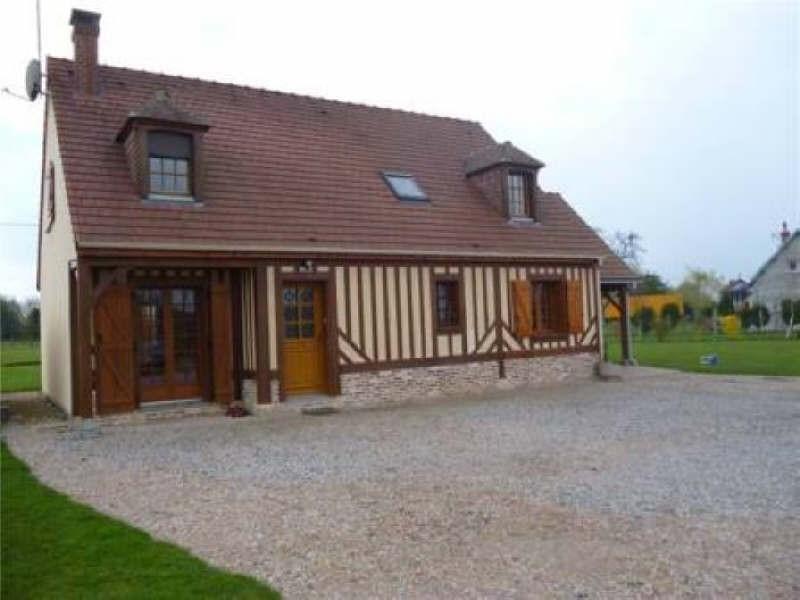 Vente maison / villa Sainte-foy-de-montgommery 168000€ - Photo 6