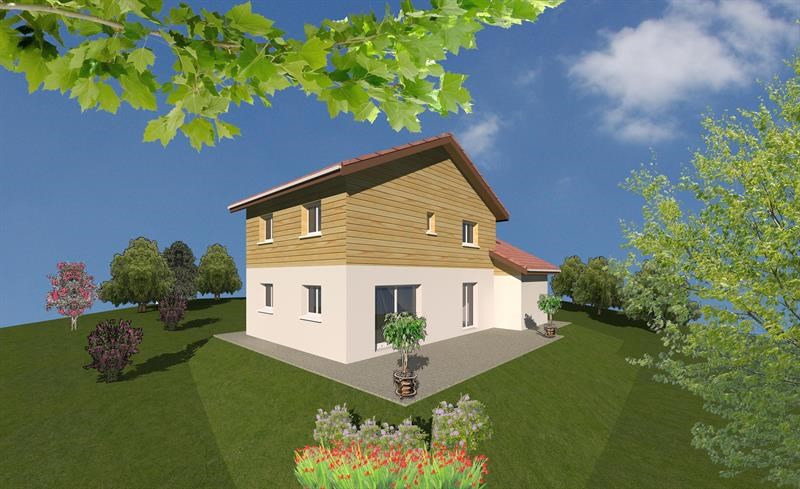 Maison  4 pièces + Terrain 840 m² La Biolle par socopa