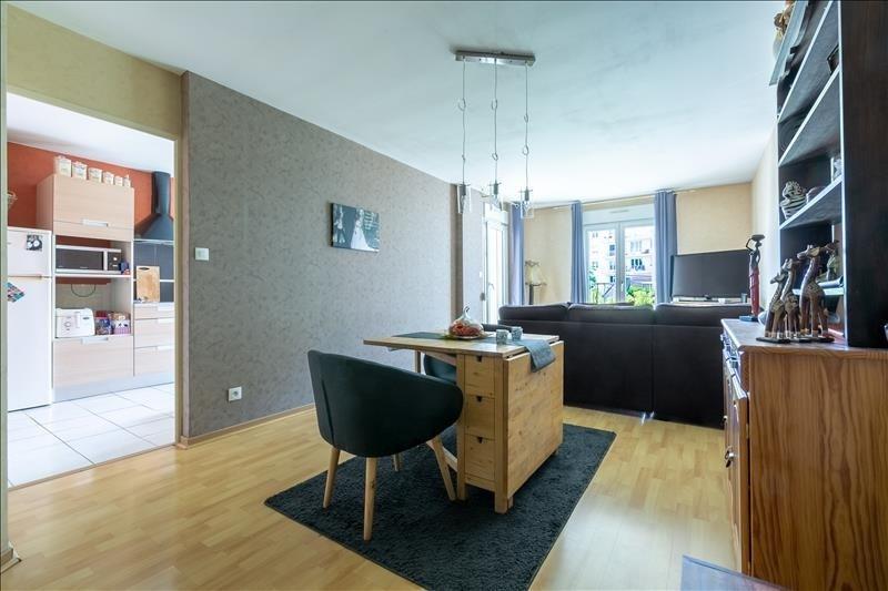 Sale apartment Besancon 123500€ - Picture 2