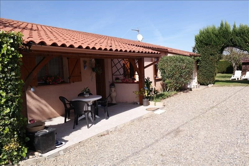 Vente maison / villa Grisolles 238 500€ - Photo 1