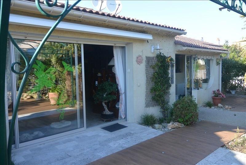 Vente maison / villa Jard sur mer 478000€ - Photo 1