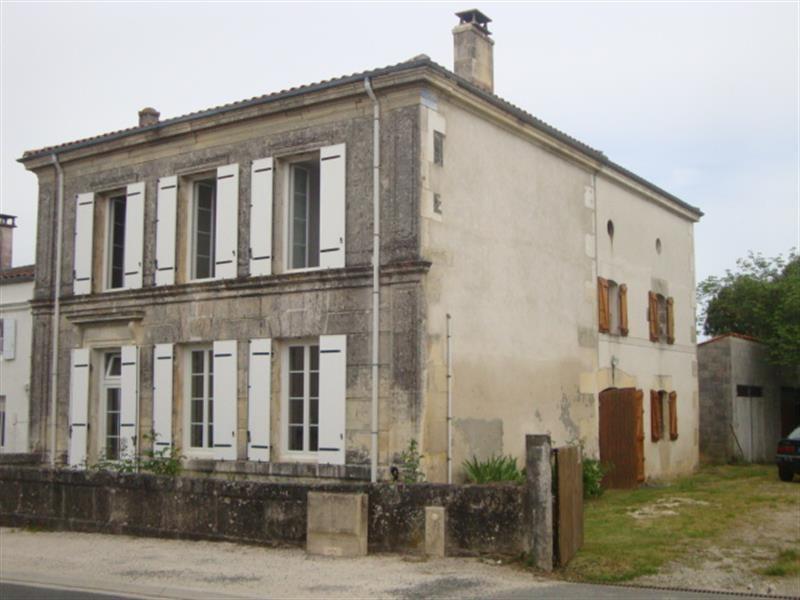 Vente maison / villa Brizambourg 164300€ - Photo 1