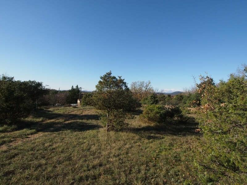 Verkoop  stukken grond Barjac 65000€ - Foto 1