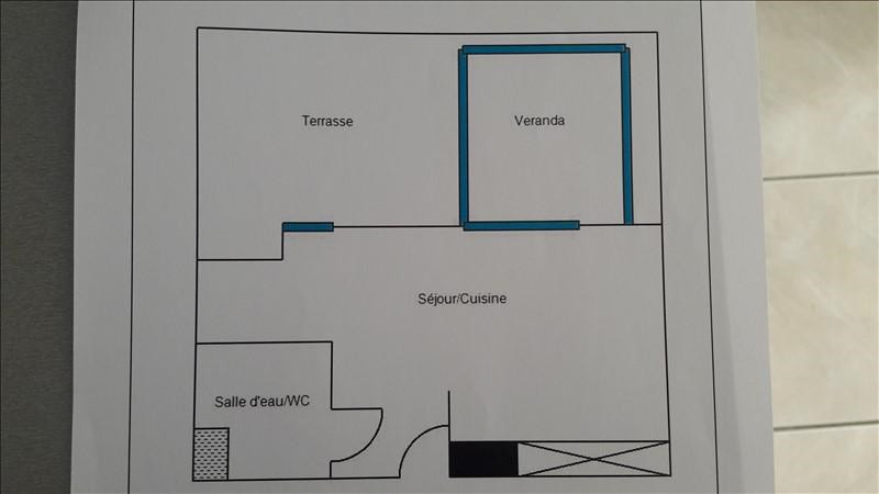 Verkoop  appartement Montpellier 107000€ - Foto 8