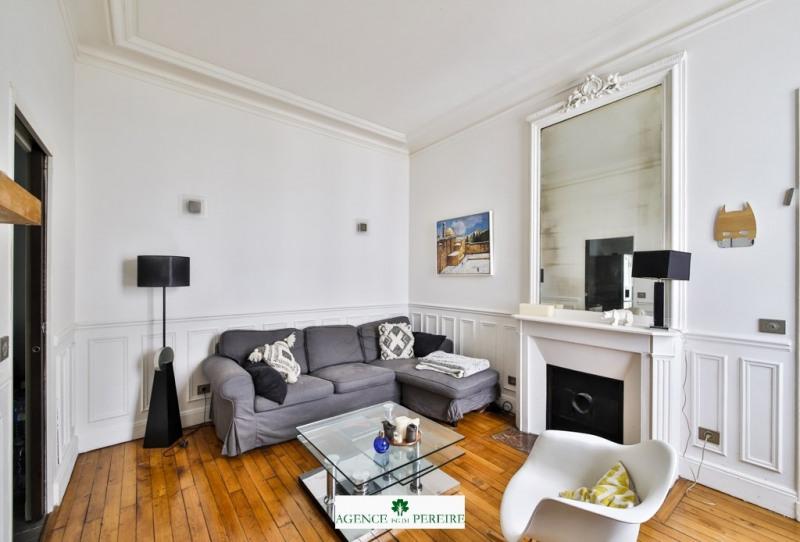 Sale apartment Paris 17ème 520000€ - Picture 2