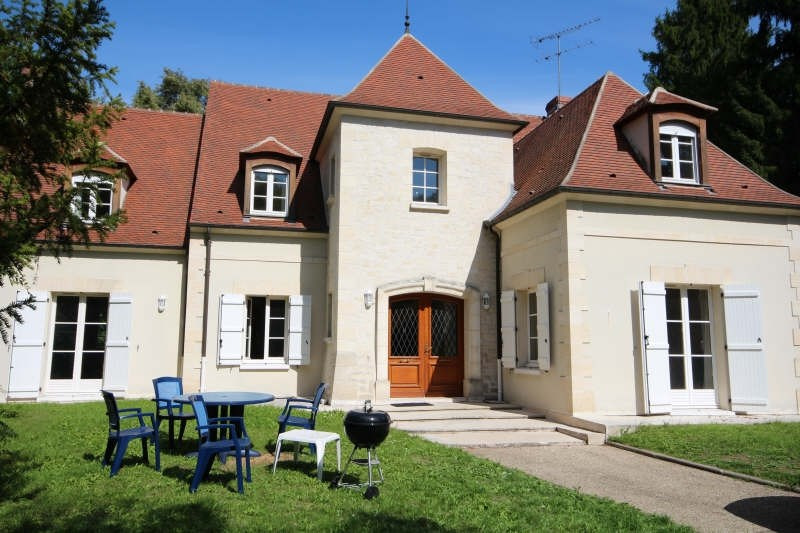 Deluxe sale house / villa Lamorlaye 898000€ - Picture 1