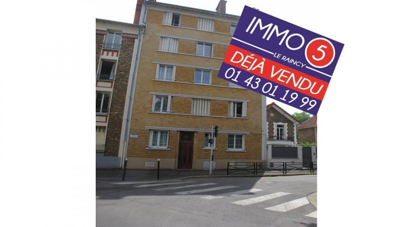 Sale apartment Le raincy 163000€ - Picture 1