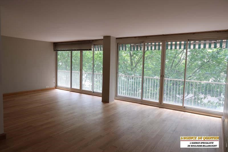 Venta  apartamento Boulogne billancourt 820000€ - Fotografía 1