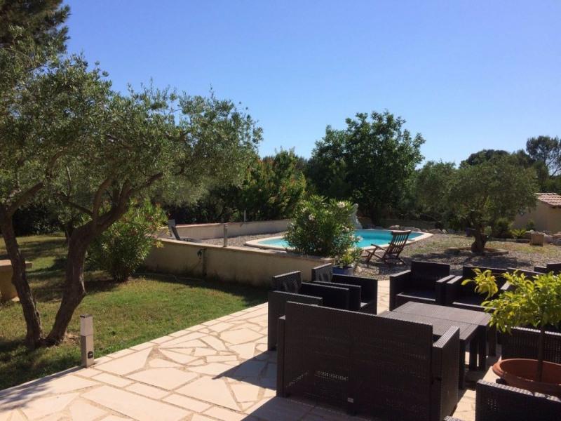 Verkoop van prestige  huis Villeneuve les avignon 570000€ - Foto 2