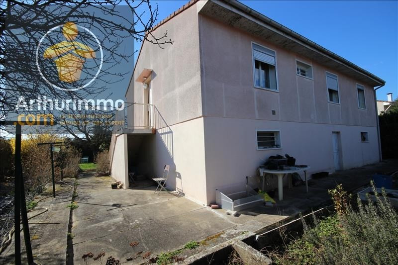 Vente maison / villa St andre le puy 168000€ - Photo 9