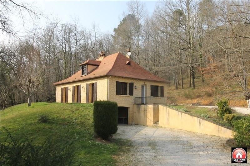 Vente maison / villa Queyssac 192000€ - Photo 1