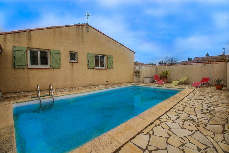 Vente maison / villa Manduel 325 000€ - Photo 10