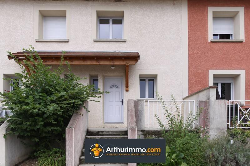 Sale apartment Morestel 120000€ - Picture 1