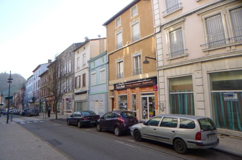 Aрендa торговая площадь Givors 510€ CC - Фото 2