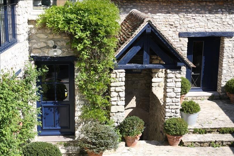 Sale house / villa Crespieres 795000€ - Picture 3