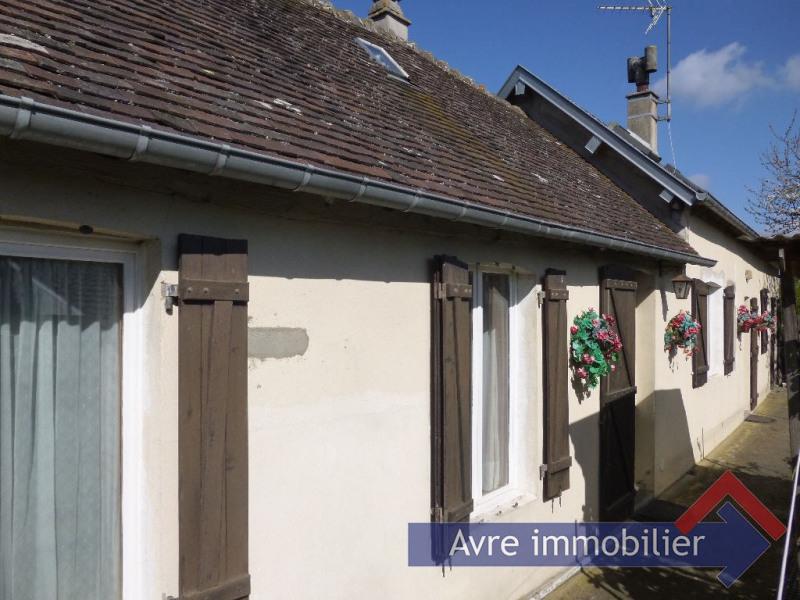 Vente maison / villa Rugles 91000€ - Photo 2