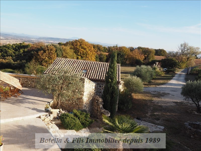 Deluxe sale house / villa St just d ardeche 780 000€ - Picture 2