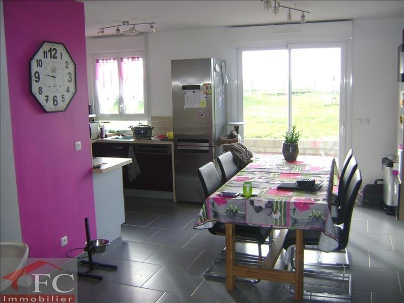 Sale house / villa Authon 132000€ - Picture 2