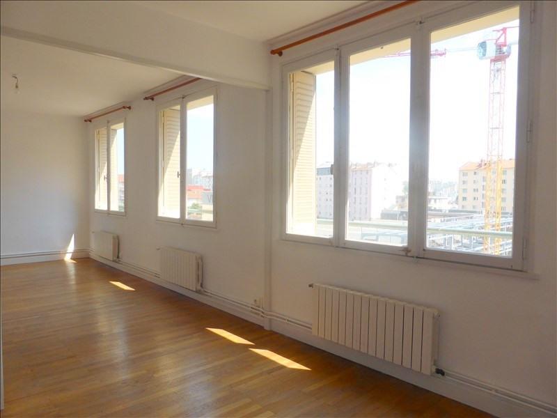 Vente appartement Villeurbanne 139000€ - Photo 1