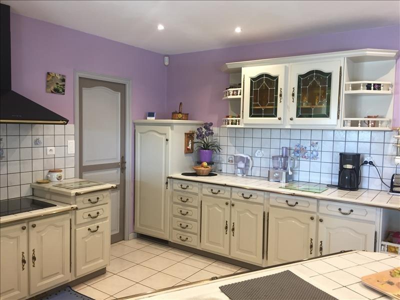 Vente maison / villa St vincent sur jard 320000€ - Photo 3