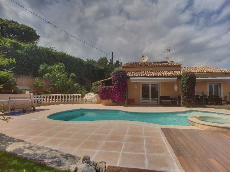 Deluxe sale house / villa Saint laurent du var 698 000€ - Picture 5