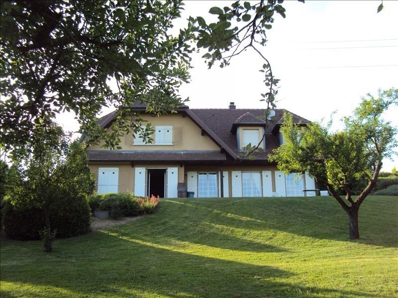 Deluxe sale house / villa Zimmersheim 593000€ - Picture 1