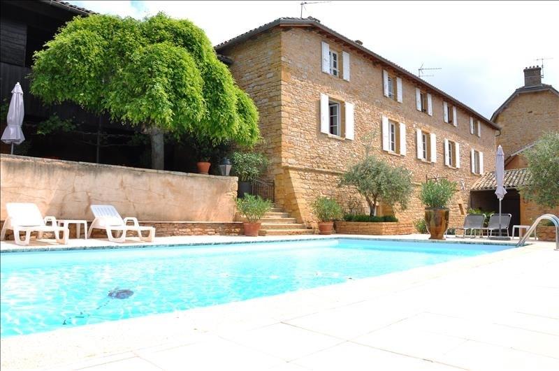 Deluxe sale house / villa Liergues 740000€ - Picture 1