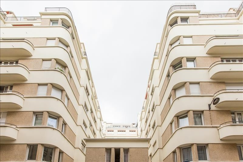 Verkoop  appartement Paris 15ème 494500€ - Foto 8
