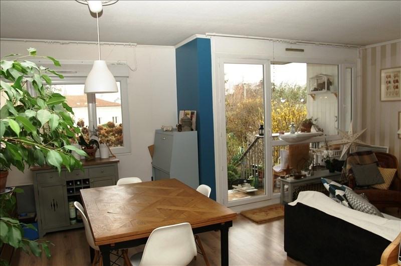 Venta  apartamento Bourgoin jallieu 130000€ - Fotografía 2