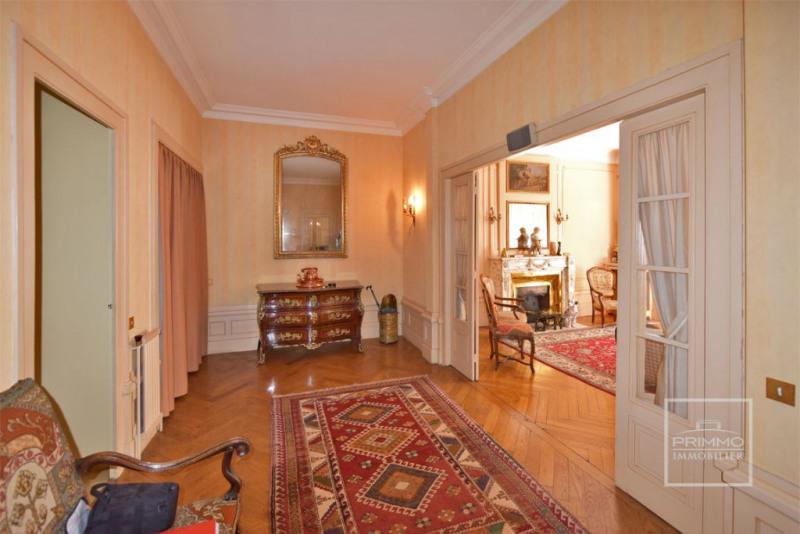Vente de prestige appartement Lyon 6ème 1040000€ - Photo 10