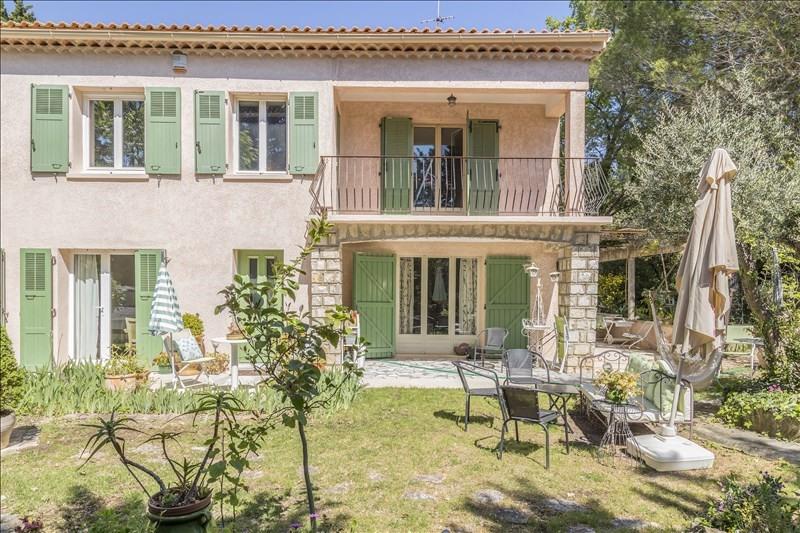 Vente de prestige maison / villa Eguilles 710000€ - Photo 1