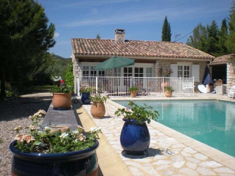 Vente de prestige maison / villa Goudargues 632000€ - Photo 12