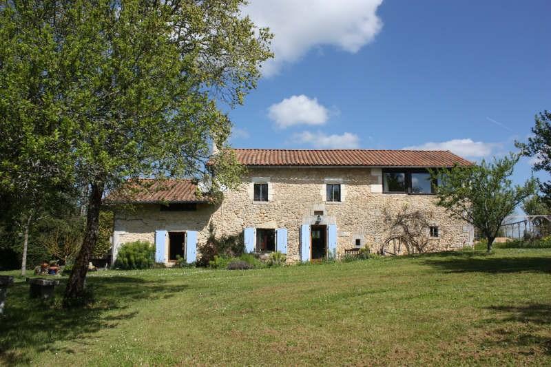 Vente maison / villa Condat sur trincou 345000€ - Photo 1