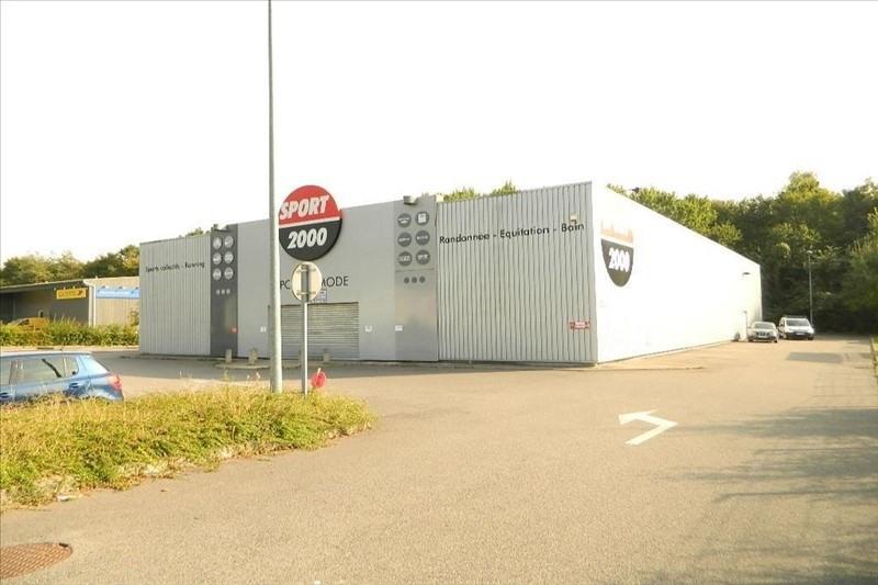 Vente local commercial Villers cotterets 623000€ - Photo 1