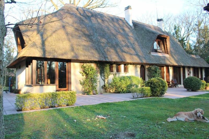 Deluxe sale house / villa Lamorlaye 990000€ - Picture 1