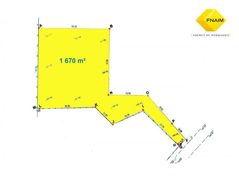 Vente terrain Montreuil-l'argille 18500€ - Photo 4