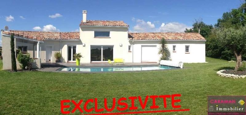 Deluxe sale house / villa Labastide beauvoir 459000€ - Picture 1