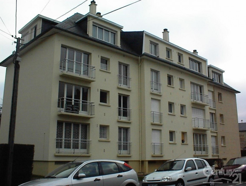 Location appartement Caen 500€ CC - Photo 1