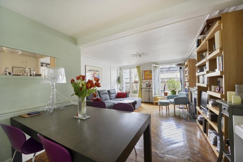 Vente de prestige appartement Paris 9ème 1095000€ - Photo 3