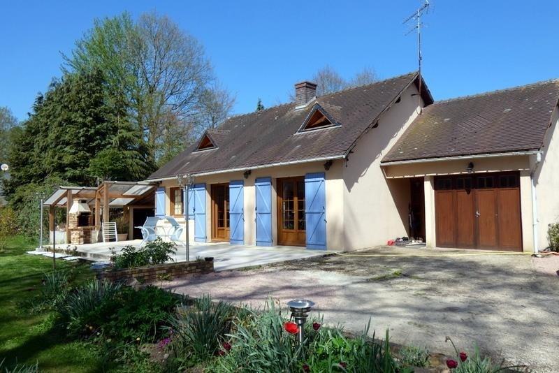 Sale house / villa Orvaux 173500€ - Picture 1