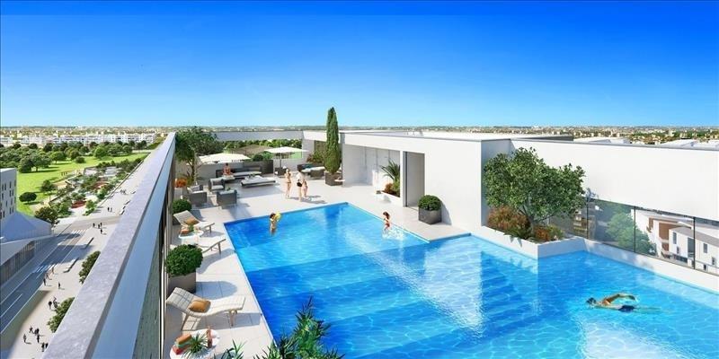 Vente appartement Toulouse 286000€ - Photo 1