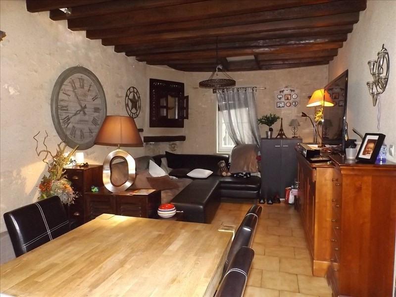 Sale house / villa Chamant 292000€ - Picture 2