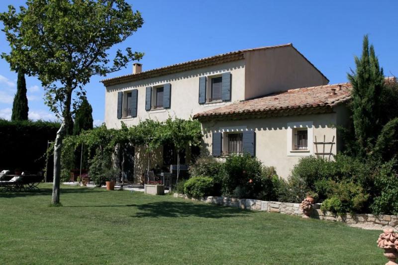 Revenda residencial de prestígio casa Rochefort du gard 625000€ - Fotografia 1